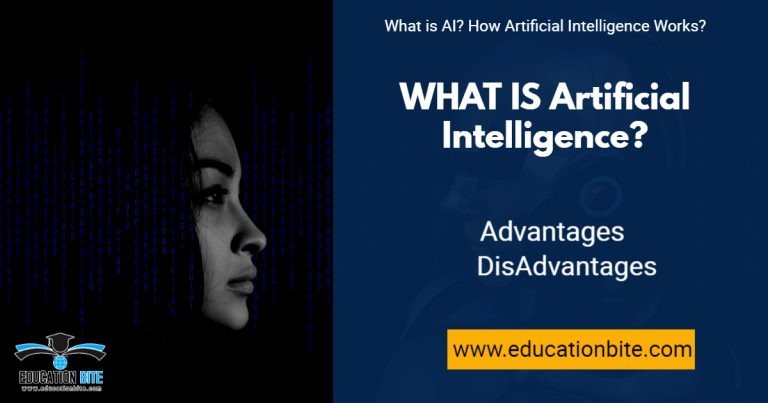 what is Artificial Intelligence by