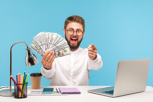 earn money with gmming