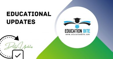 Educational updates by by educationbite
