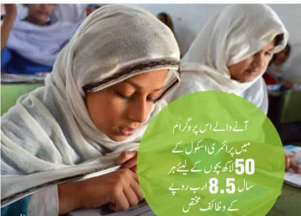 Ehsaas Waseela Taleem Program 2021 by educationbite