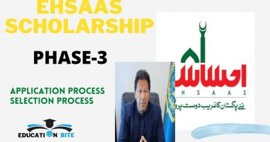 amount of ehsaas scholarship 2020 application form for ehsaas scholarship 2020 apply for ehsaas scholarship