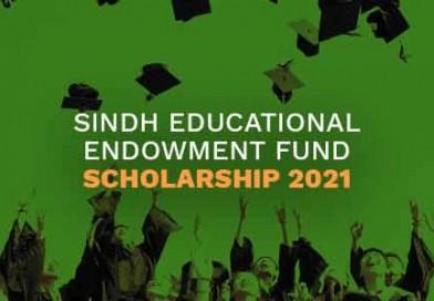 Sindh Education Endowment Scholarship 2021, educationbite.com