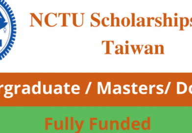NCTU Taiwan scholarship 2022, educationbite.com