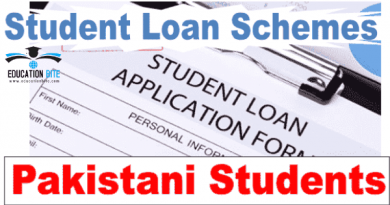 How to Get Student Loans in Pakistan, educationbite.com