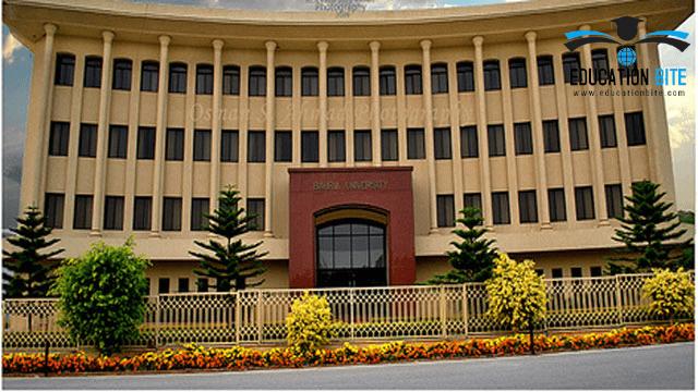Bahria University BU Islamabad - All programs, courses, duration, fee structure, last merit list
