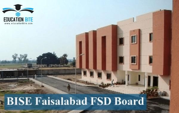 BISE Faisalabad Matric 10th Result 2021, educationbite.com