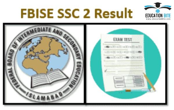 FBISE Federal Board Matric 10th Result 2021, educationbite.com